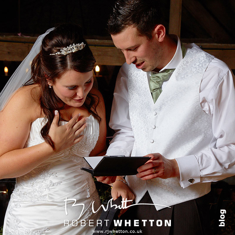 First look at the Honeymoon Album - Dorset Wedding Photographer Robert Whetton