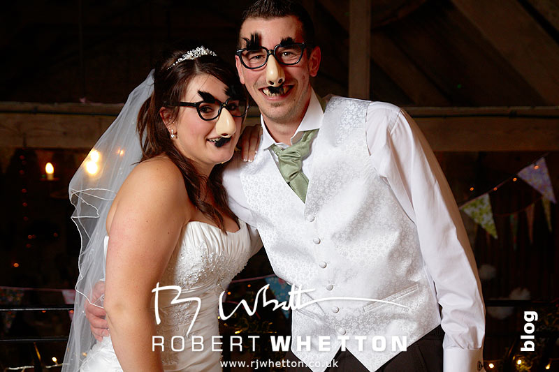 Wedding Fun Booth - Dorset Wedding Photographer Robert Whetton