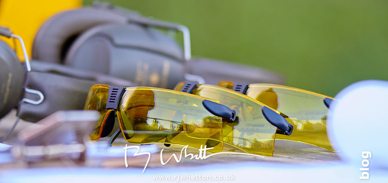 Challenge Leisure - Shooting Glasses. Photography by Robert Whetton Dorset Events Photographer