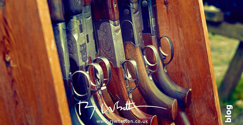 Challenge Leisure - Shotguns. Photography by Robert Whetton Dorset Events Photographer