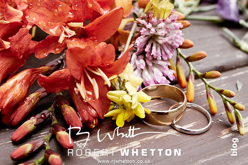 Wedding bands - Dorset Wedding Photographer Robert Whetton