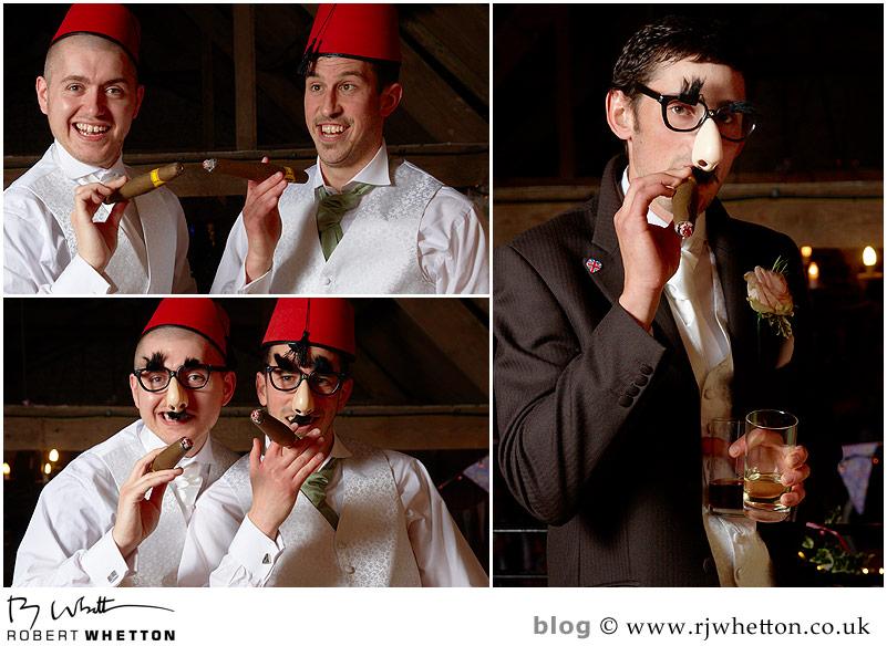 Wedding Fun Booth - Dorset Wedding Photographer Robert Whetton