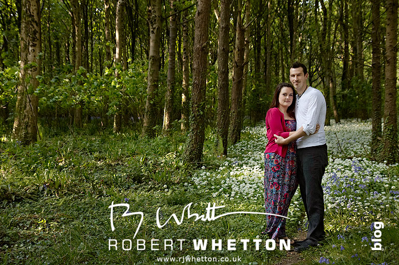 Engagement Session with Dorset Wedding Photographer Robert Whetton