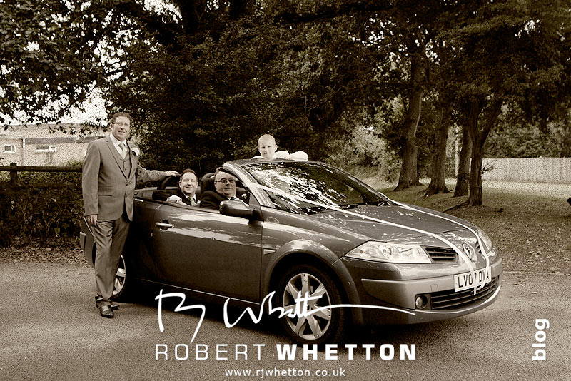 Leah and Cameron - Dorset Wedding Photographer Robert Whetton