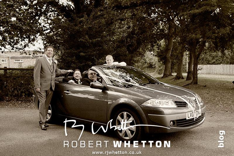 Leah and Cameron - Dorset Wedding Photographer Robert Whetton