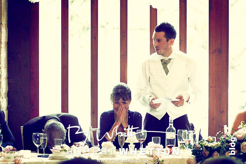 Speaches - Dorset Wedding Photographer Robert Whetton