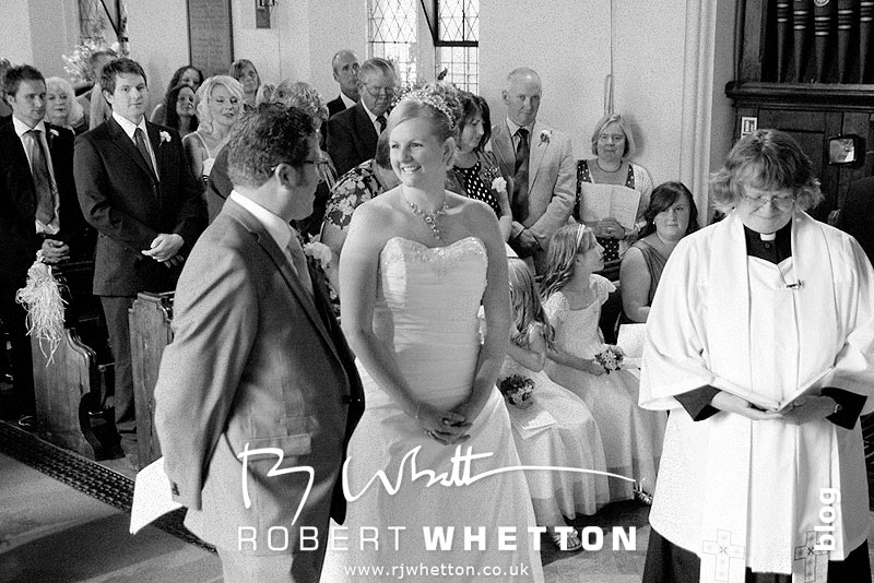 Wedding ceremony - Dorset Wedding Photographer Robert Whetton
