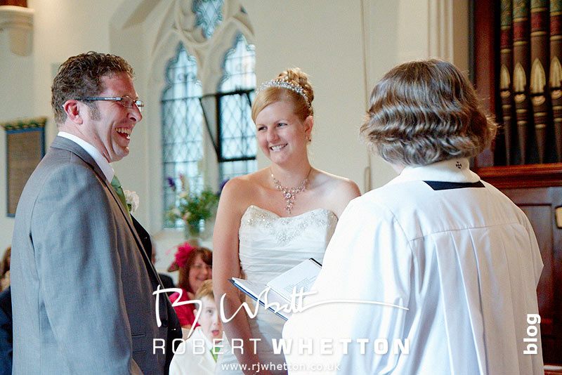 Laughter - Dorset Wedding Photographer Robert Whetton