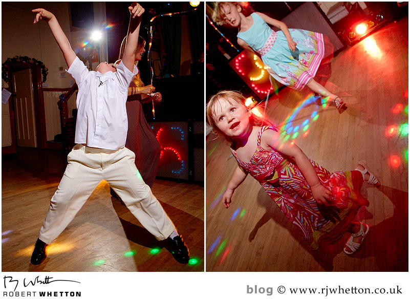 Wedding Disco - Dorset Wedding Photographer Robert Whetton
